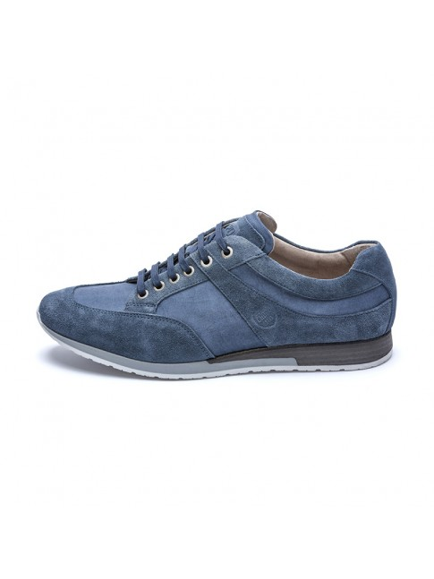 SNEAKERS LUX / TEX DENIM - MODEL 7501-T - CHOPO 1991