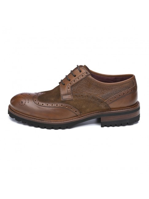 DERBY MOUNTAIN LAVATO/BRASILIA BROWN - MODEL 4105 - CHOPO 1991