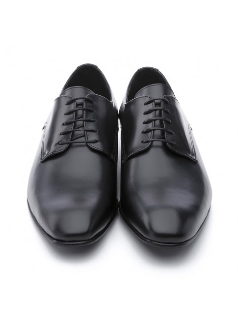 BLUCHER  SMOOTH WEMBLEY BLACK - MODEL 2361 - SERGIO SERRANO
