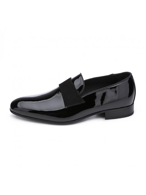LOAFERS LUXORY/SUEDE BLACK - MODEL 2359 - SERGIO SERRANO