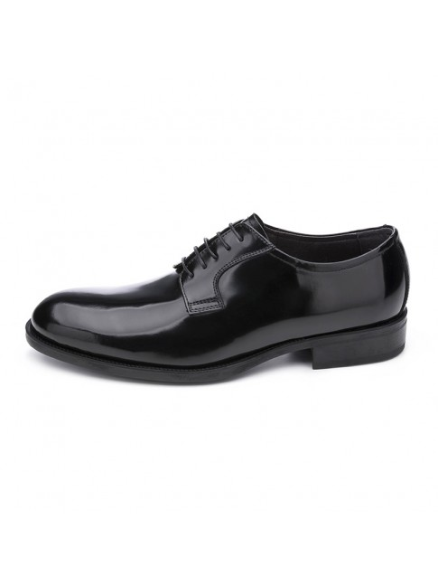 BLUCHER CASEMIRO ANTICK BLACK - MODEL 8402 - SERGIO SERRANO