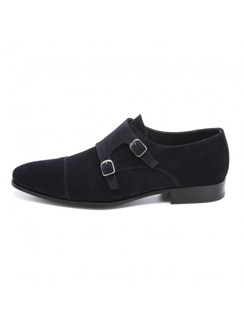 BUCKLES FAB LUX NAVY BLUE - MODEL 5809 - SERGIO SERRANO