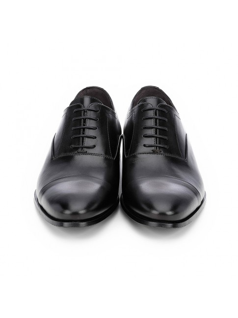 OXFORD INVERTED STITCH BLACK - MODEL 5802 - SERGIO SERRANO