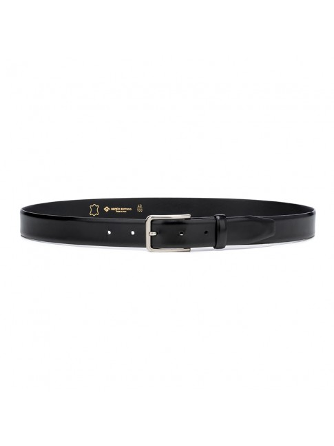 BLACK ANTICK BELT - MODEL 01 - SERGIO SERRANO