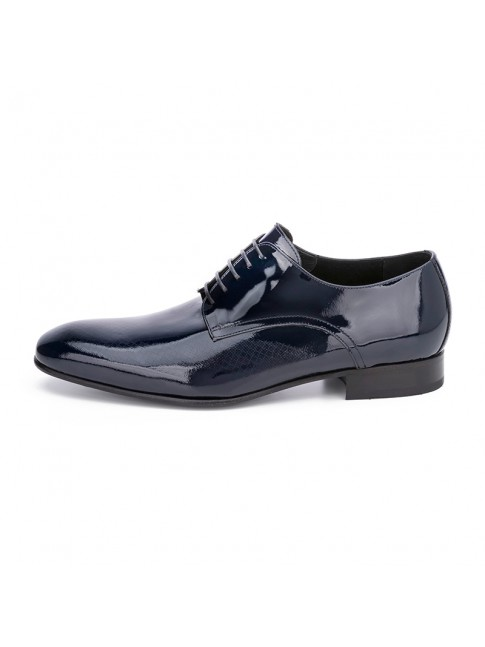BLUCHER  LUXORY NAVY BLUE