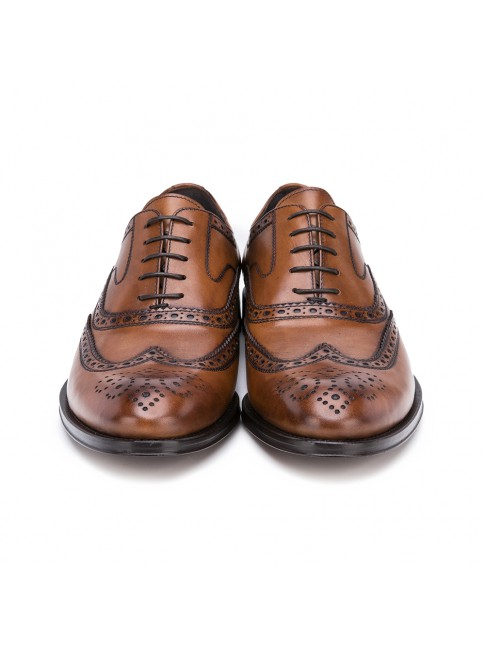 OXFORD MURANO BROWN COGNAC - MODEL 5003 - SERGIO SERRANO