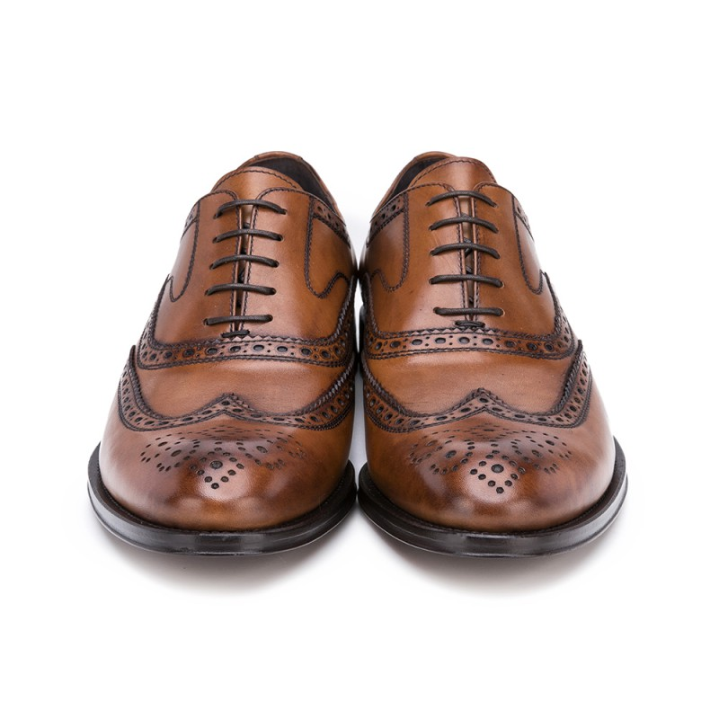 b1728c14728359 ... MODEL 5003 - SERGIO SERRANO View larger. oxford-shoes - OXFORD MURANO  BROWN COGNAC  oxford-shoes - OXFORD MURANO BROWN COGNAC ...