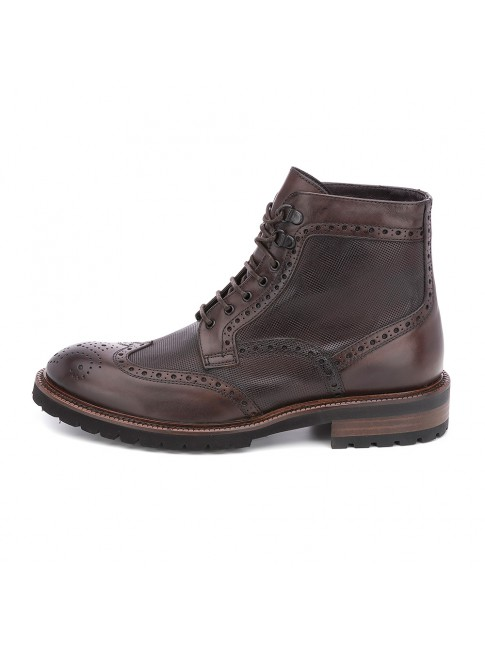 BOOTS MOUNTAIN MURANO/PIXEL BROWN - MODEL 4125 - CHOPO 1991