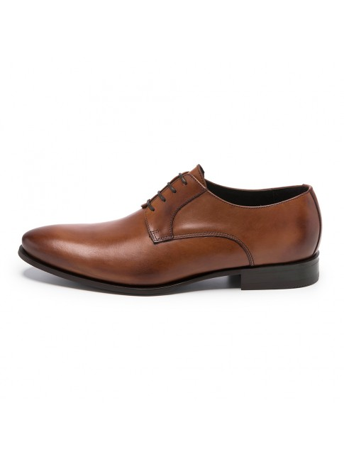 BLUCHER SMOOTH FAB CALF LIGHT BROWN - MODEL 5812 - SERGIO SERRANO