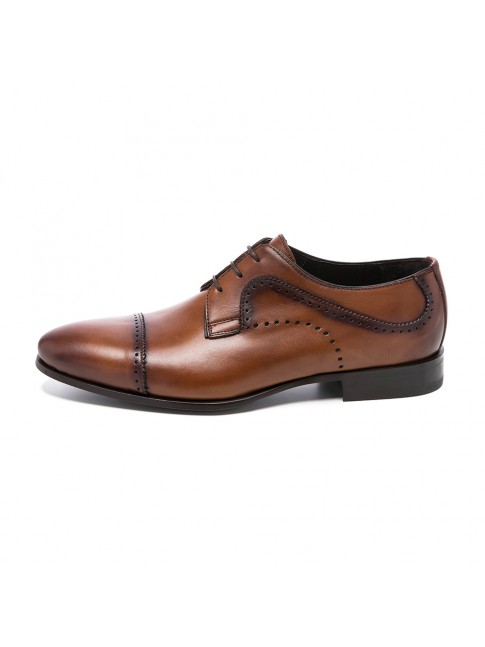 BLUCHER FAB CALF MURANO LIGHT BROWN - MODEL 5816 - SERGIO SERRANO