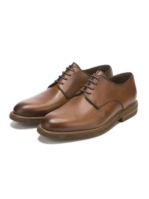 BLUCHER SMOOTH POMEZ MURANO CUERO