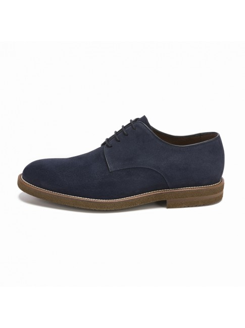 BLUCHER SMOOTH POMEZ OIL BLUE