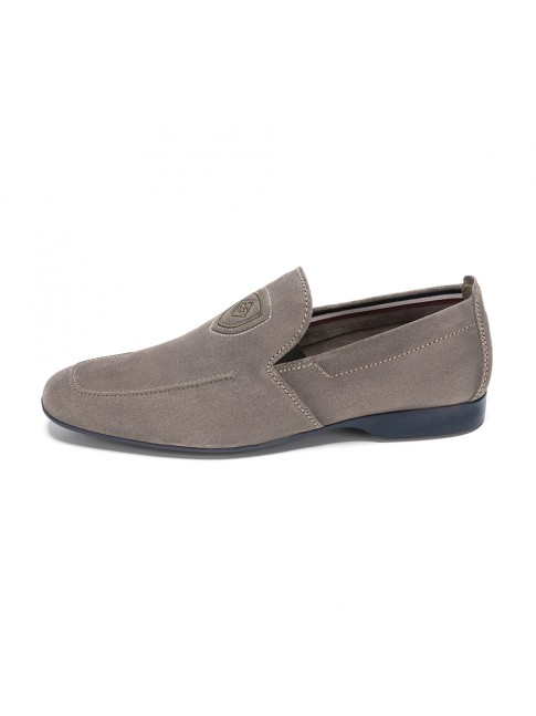LOAFER SMOOTH SUEDE PETROL