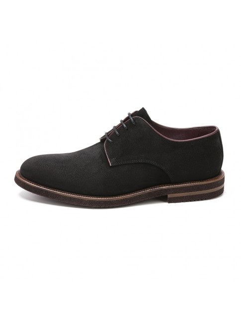 BLUCHER SMOOTH POMEZ OIL BLACK