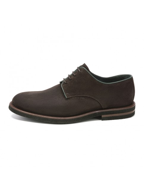 BLUCHER LISSE POMEZ OIL MARRON