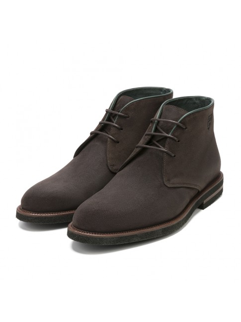 BOTTINES POMEZ OIL MARRON