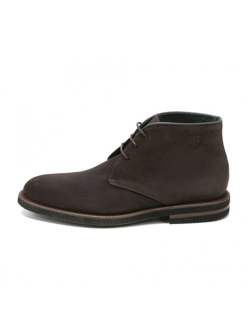 BOOTS POMEZ OIL BROWN