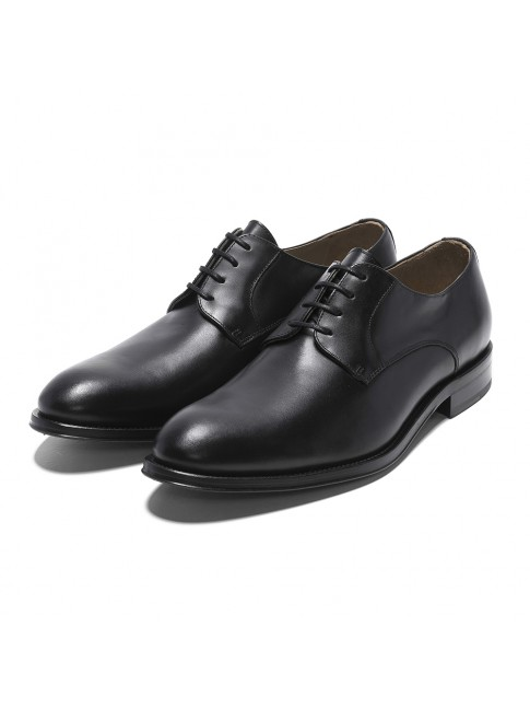 BLUCHER LISO MURANO BLACK