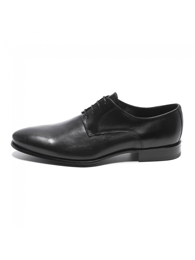 BLUCHER SMOOTH FAB MURANO BLACK
