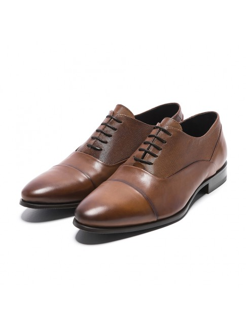 OXFORD MURANO MARRON/PIXEL MARRONE COGNAC