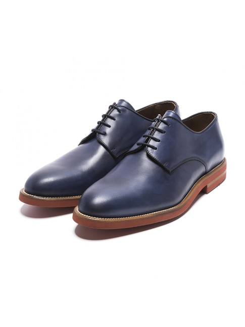 BLUCHER SMOOTH EVA MURANO BLUE NAVY