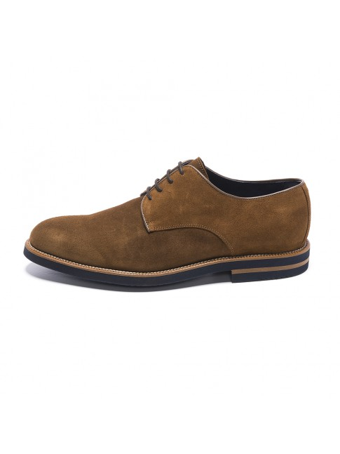 BLUCHER SMOOTH EVA OIL BROWN