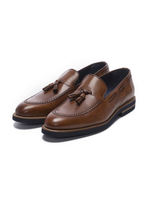 LOAFER EVA MURANO BROWN