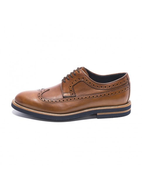 OXFORD EVA MURANO BROWN COGNAC