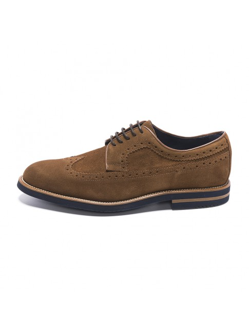 OXFORD EVA OIL BROWN