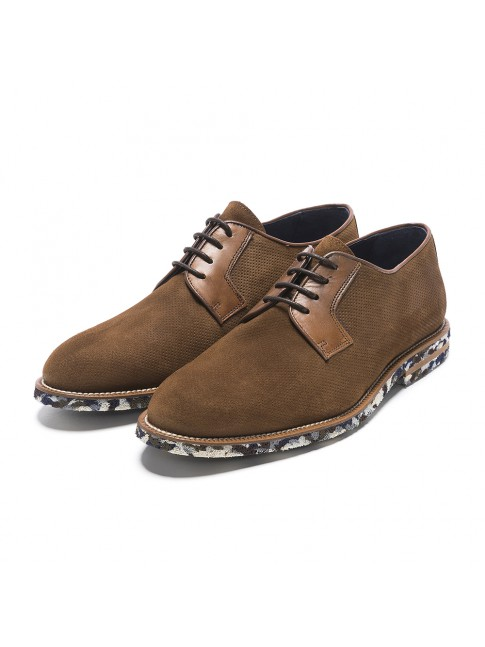BLUCHER SMOOTH MULTI OIL BROWN