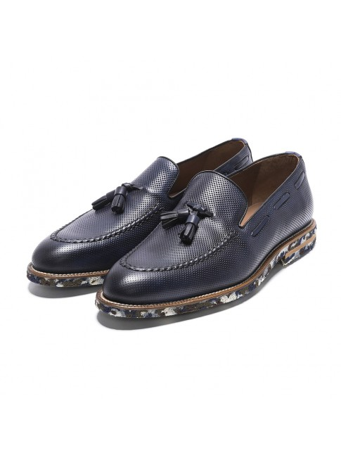 LOAFER MULTI MURANO BLU