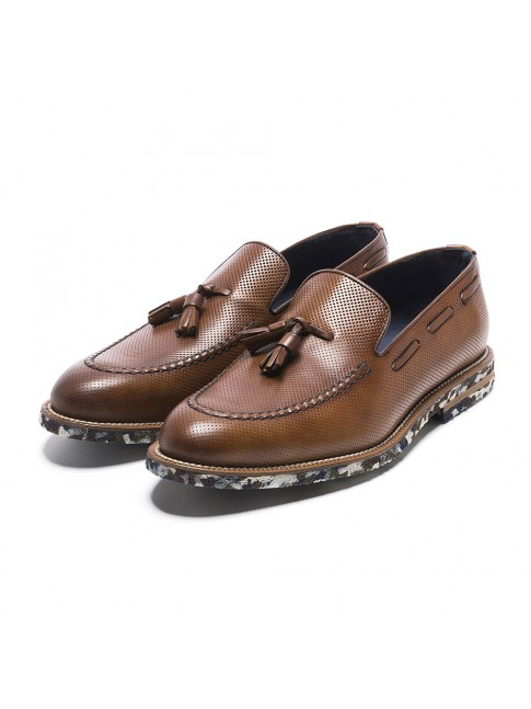LOAFER MULTI MURANO BROWN