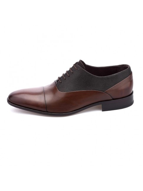 OXFORD BAHIA BROWN / PIXEL BROWN- MODEL 707 - SERGIO SERRANO