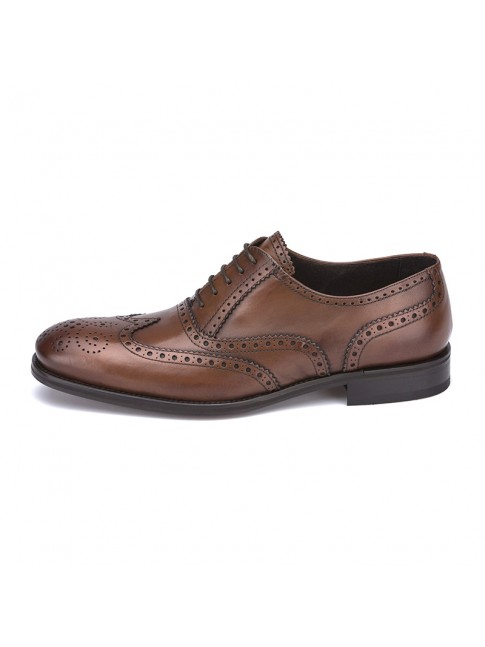 OXFORD PICADOS BROWN - MODEL 4408 - SERGIO SERRANO