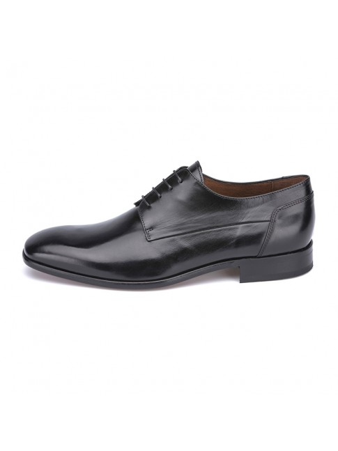 BLUCHER SMOOTH GAUCHO BLACK A10 - MODEL 9500 - SERGIO SERRANO A10