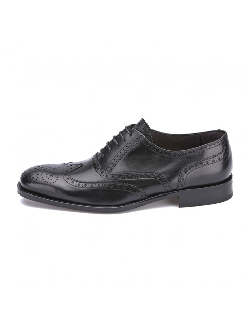 OXFORD PICADOS BLACK - MODEL 4408 - SERGIO SERRANO