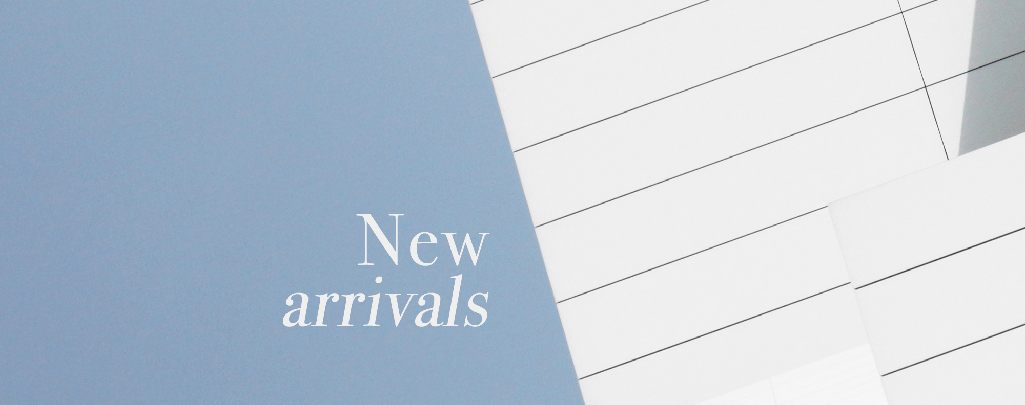 New Arrivals 2019 - AW
